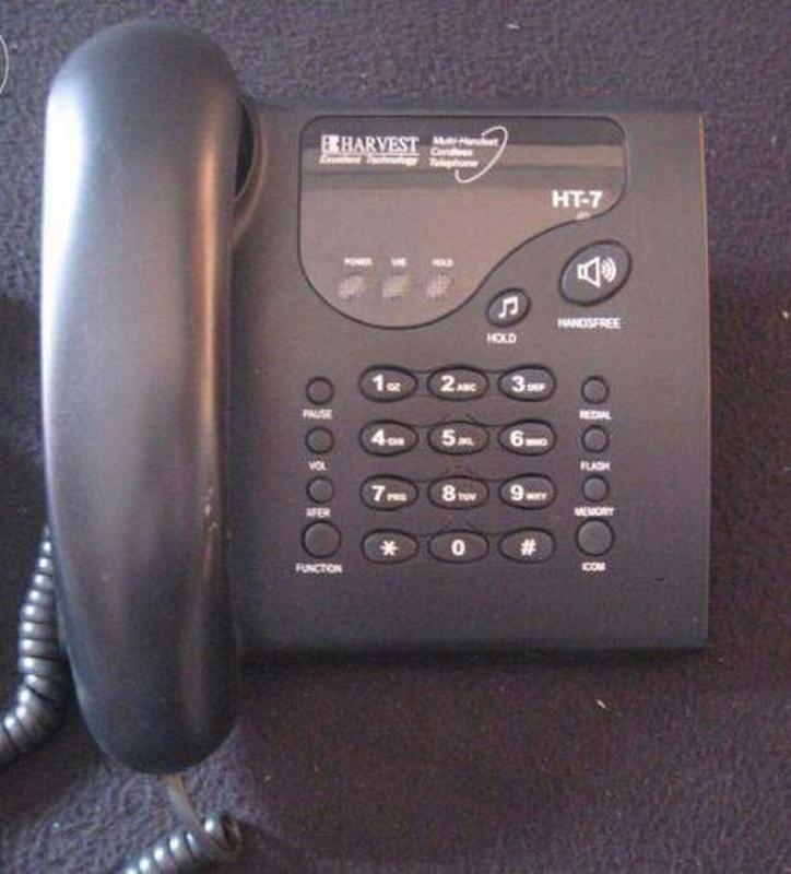Радиотелефон - Фото 2