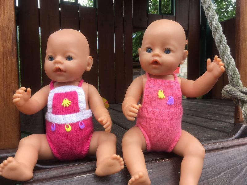 Одежда для Baby Born Беби борн бодик