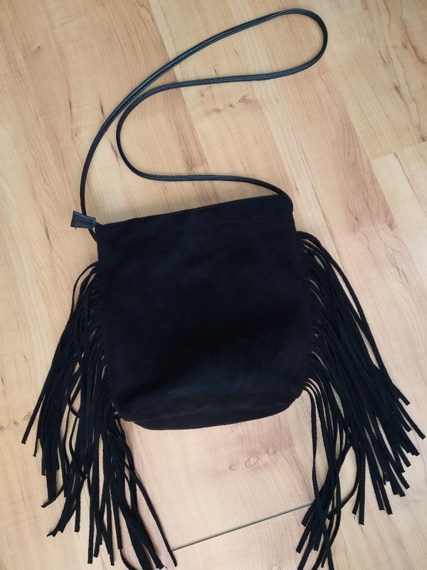 Стильная сумка через плечо в стиле кантри