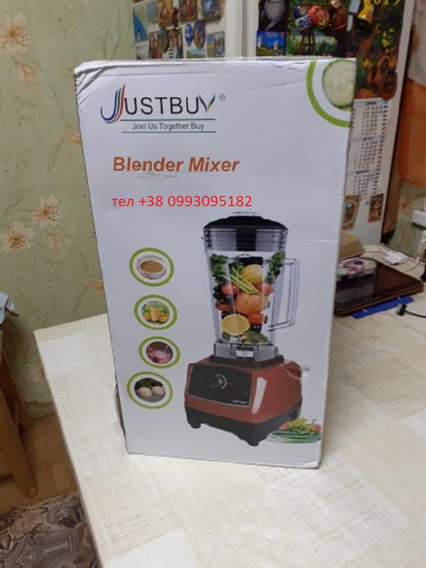 Професійний блендер JUST BUY 2200вт - Фото 12