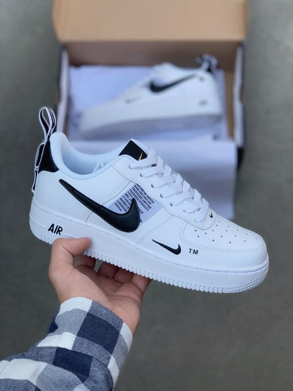 Кроссовки женские air force 1 white