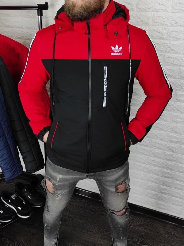Мужская утепленная куртка adidas