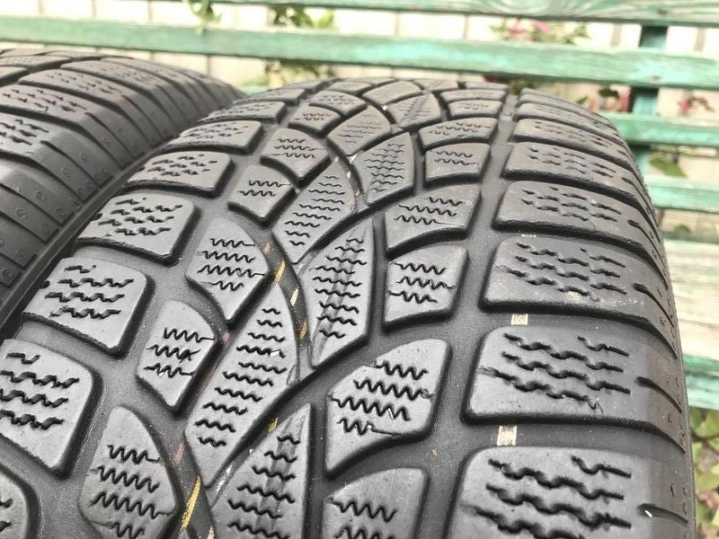 Шины 235/65 R17 зима Dunlop - SP Winter Sport 3D из Европы - Фото 4