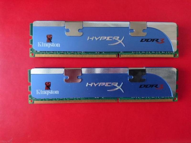 Оперативная память Kingston HyperX Genesis DDR3 KHX1600C9D3K2/4GX