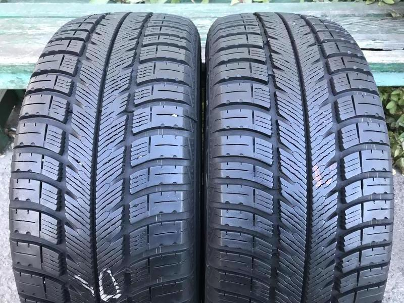 Шины 215/55 R16 зима Good Year - Eagle Vector 7,5 мм из Европы