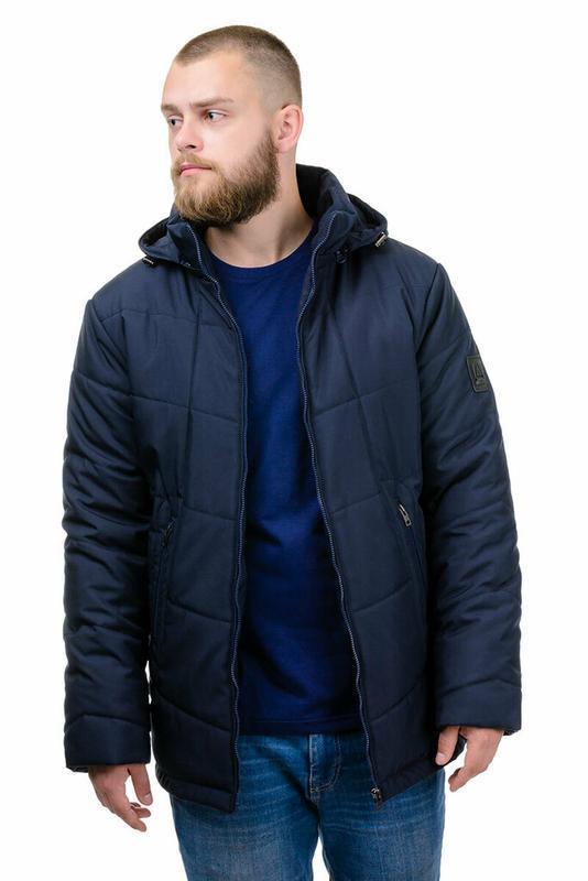 Зимний пуховик,курточка мужская,качественная,практичная.