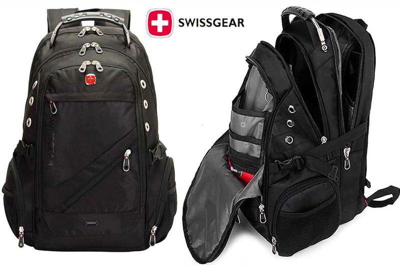 Рюкзак Swissgear 8810 с чехлом-дождевиком 40 л