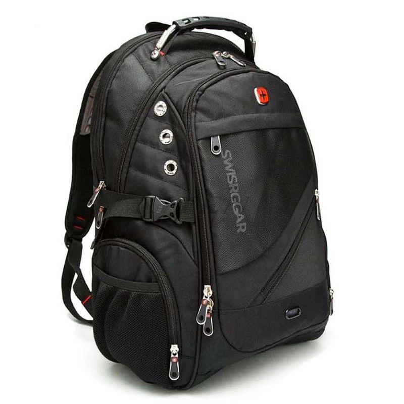 Рюкзак Swissgear 8810 с чехлом-дождевиком 40 л - Фото 2