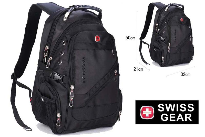 Рюкзак Swissgear 8810 с чехлом-дождевиком 40 л - Фото 3
