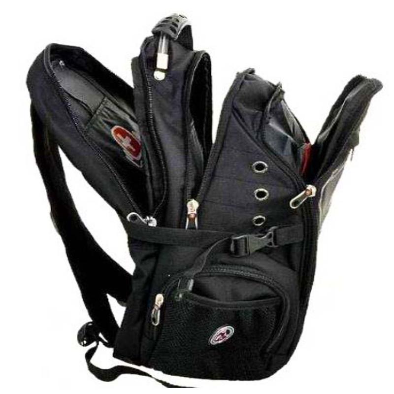 Рюкзак Swissgear 8810 с чехлом-дождевиком 40 л - Фото 7