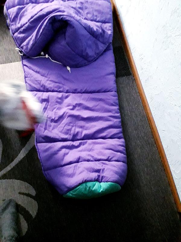Спальний мішок спальник
