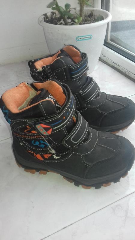 Осенне-зимнии ботиночьки