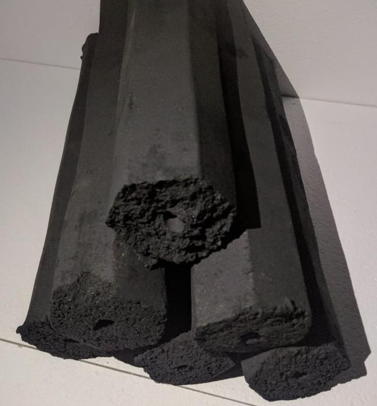 Угольный древесный брикет Pini Kay