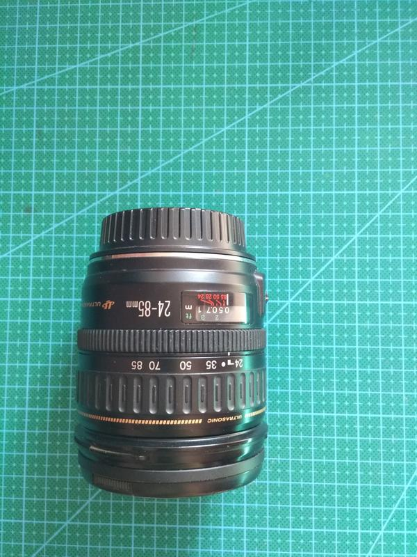 Объектив Canon EF 24-85 3.5-4.5