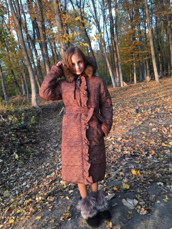 Нереальное пальто на холодную зиму