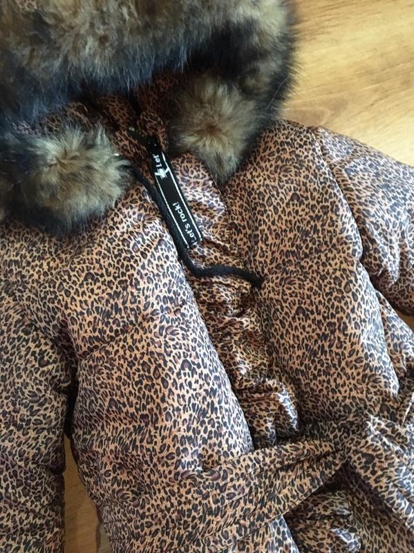 Нереальное пальто на холодную зиму - Фото 2