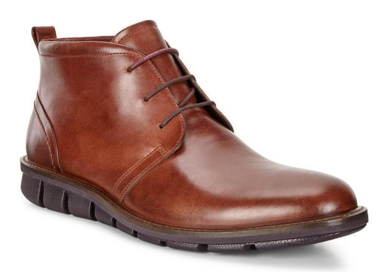 Ботинки ecco jeremy hybrid boot оригінал натуральна кожа