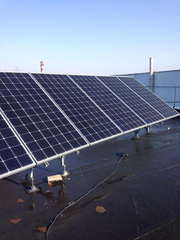 Солнечные панели - Фото 3