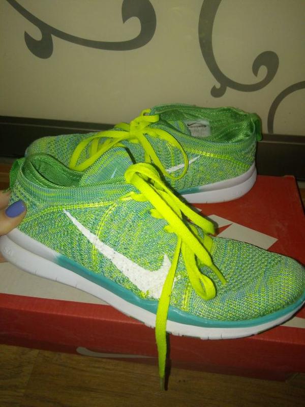 Оригинальные кроссовки  для бега Nike - Фото 2