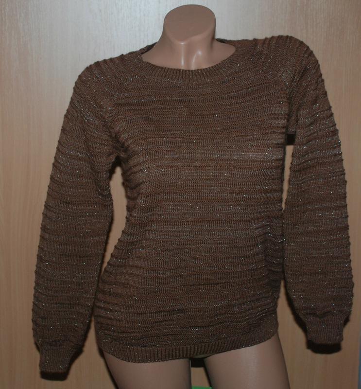 Кофточка бренда batik knitwear ( турция) / коричневый цвет/