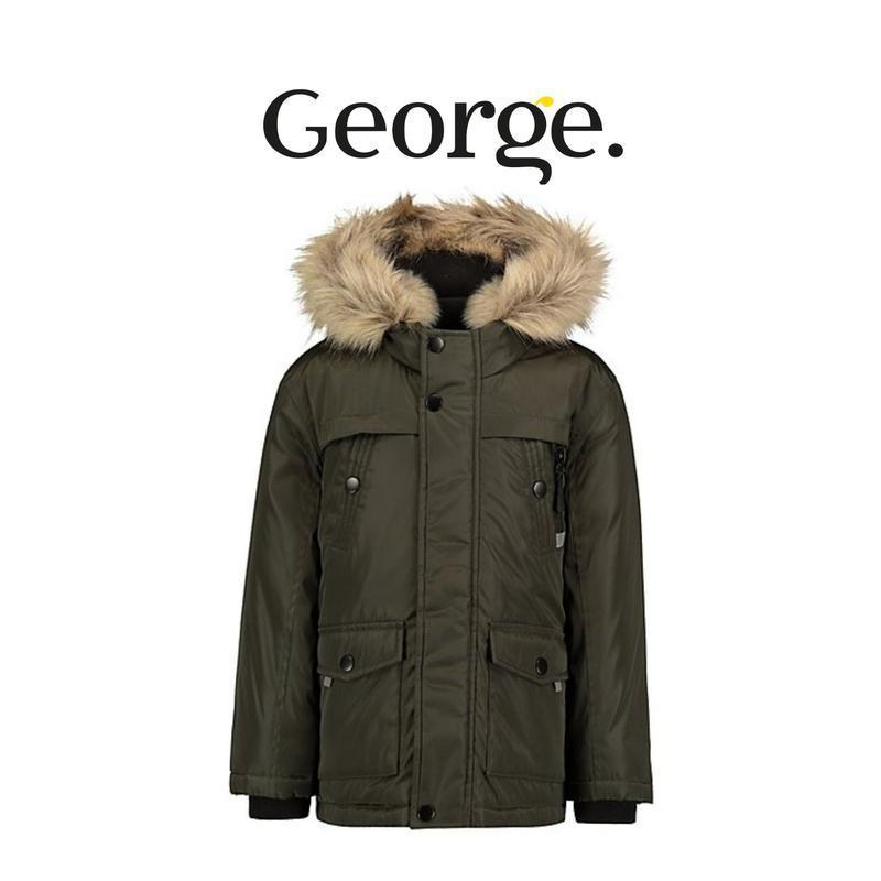 Парка, куртка зимняя george