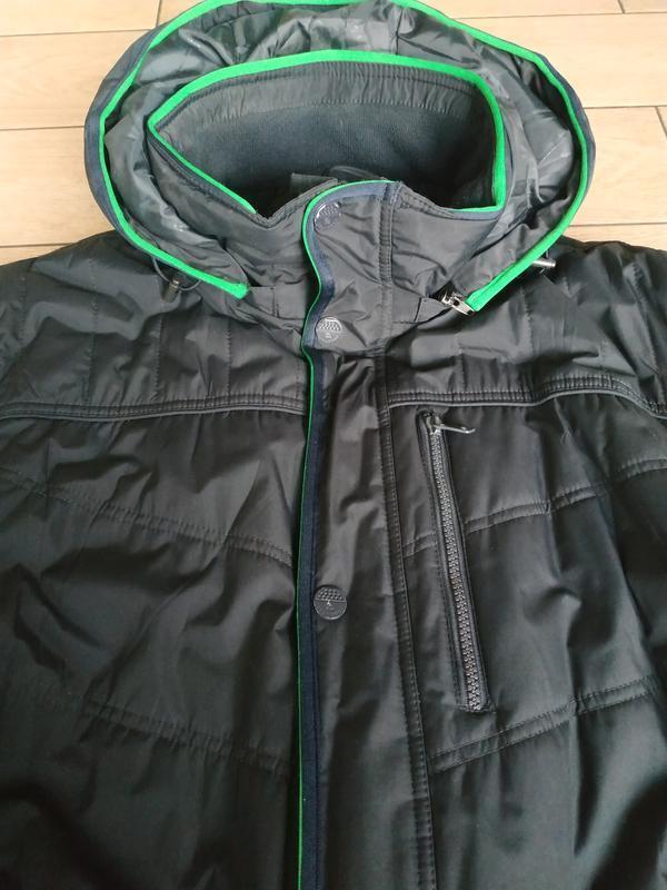 Зимняя мужская куртка р.хl