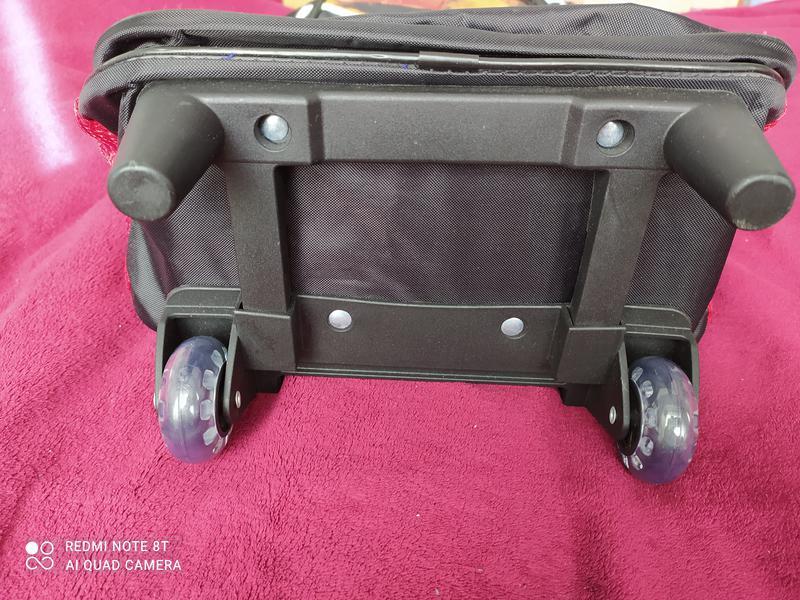 Новый рюкзак на колесах и на плечи мальчик для школы и поездок - Фото 4