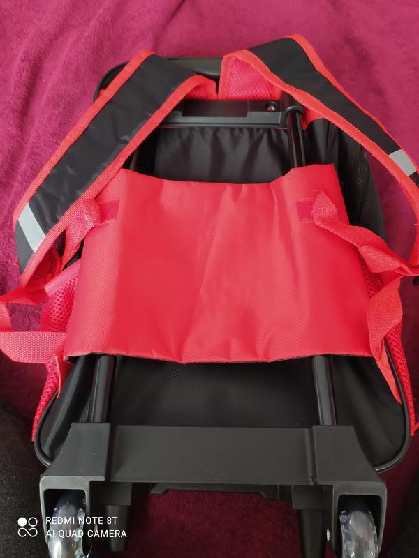 Новый рюкзак на колесах и на плечи мальчик для школы и поездок - Фото 2