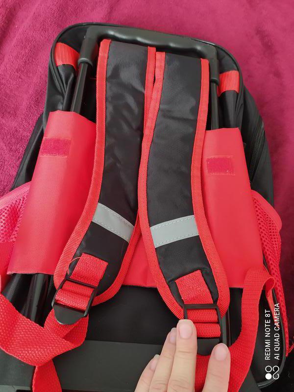 Новый рюкзак на колесах и на плечи мальчик для школы и поездок - Фото 3