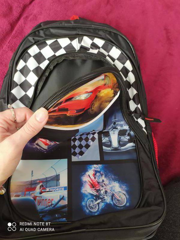 Новый рюкзак на колесах и на плечи мальчик для школы и поездок - Фото 7