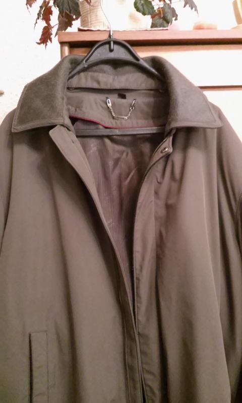 Куртка 2 в одном: осень. теплая зима