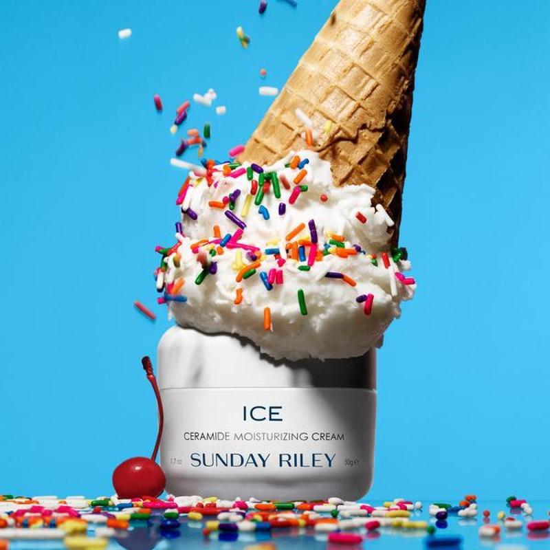 Sunday riley ice ceramide moisturizing cream увлажняющий крем