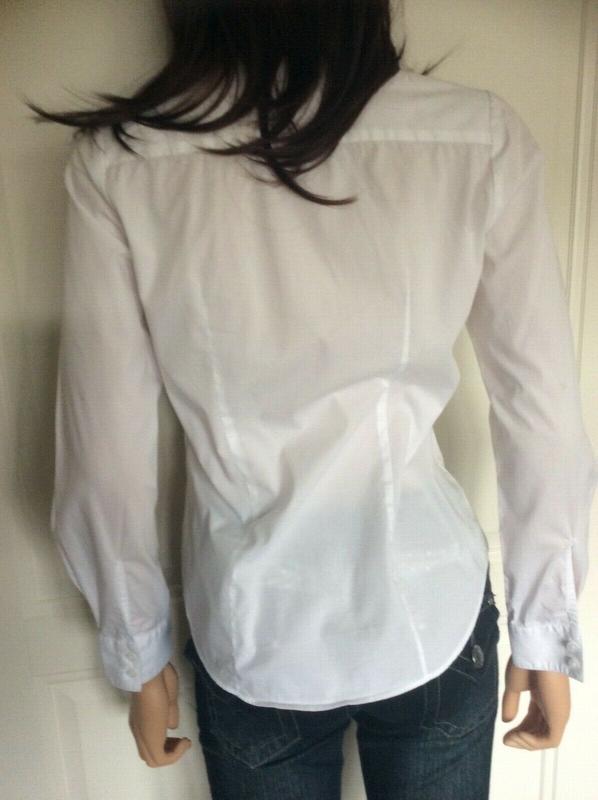 Формальная рубашечка paul costelloe s - Фото 7