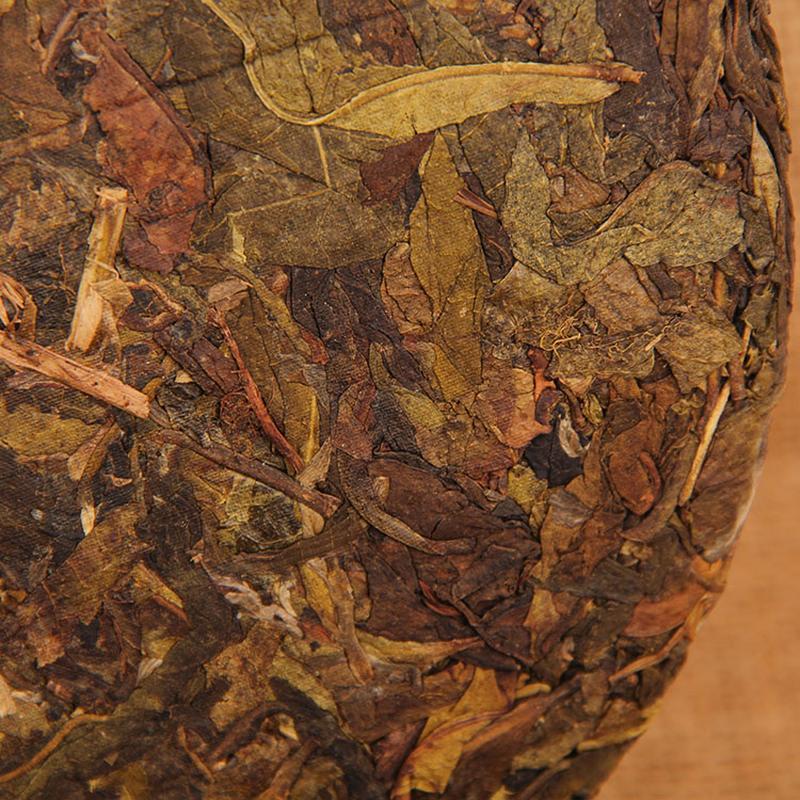 Пуэр Шен Китайский чай , 375 гр, 3олотий лист. - Фото 4
