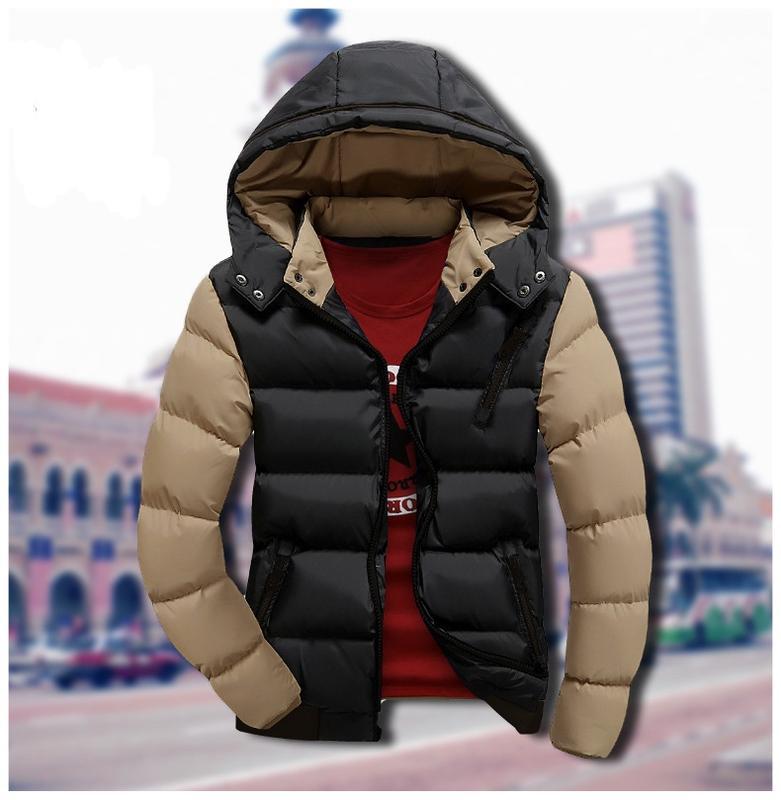 Мужская зимняя куртка NS100_28