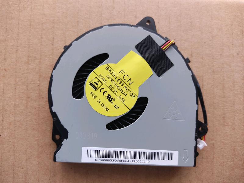Кулер Вентилятор Lenovo IdeaPad G70-70 новый качество оригинал