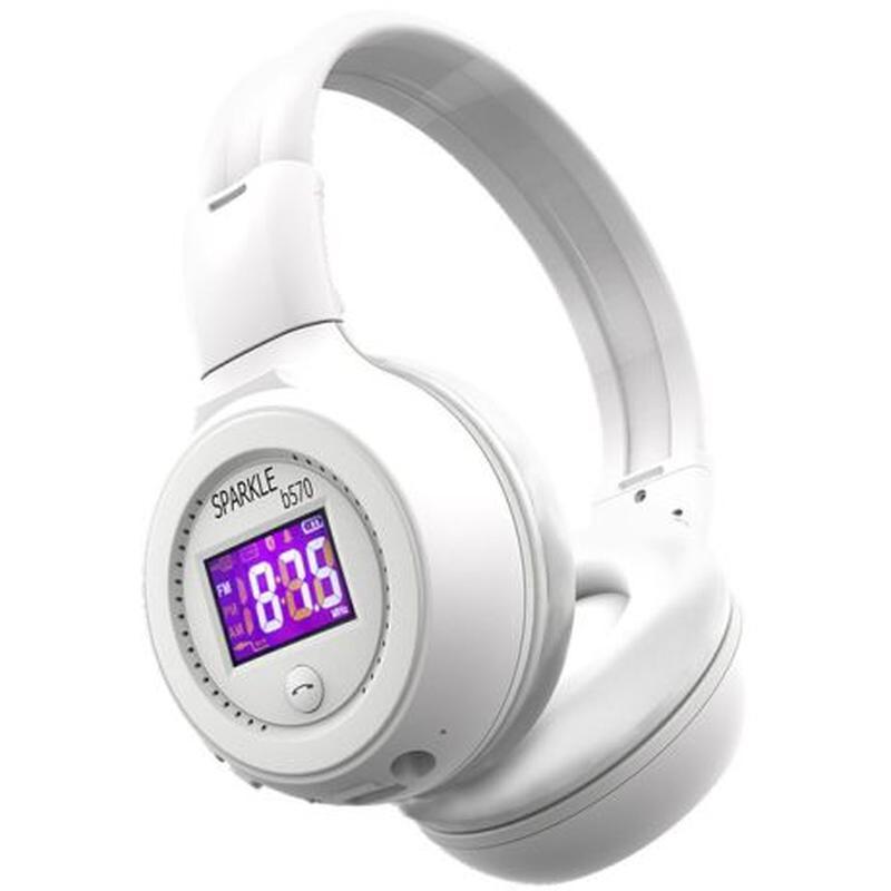 Беспроводные Bluetooth Наушники Складные Hi-Fi Стерео Zealot B... - Фото 2