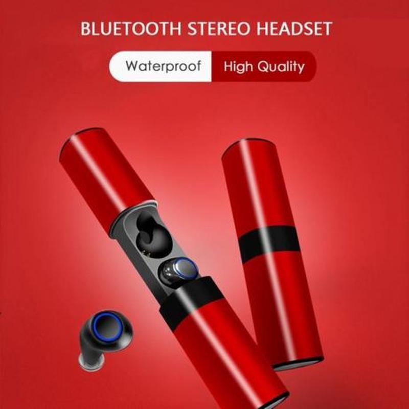Беспроводные Bluetooth Наушники S2 TWS Air Pro с кейсом - Powe... - Фото 2