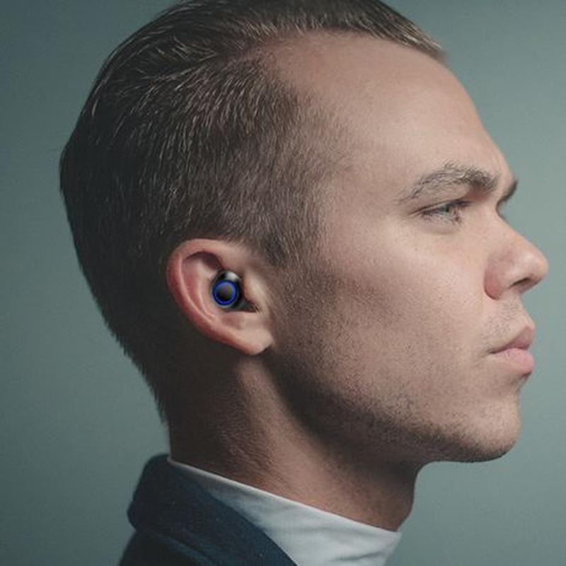 Беспроводные Bluetooth Наушники S2 TWS Air Pro с кейсом - Powe... - Фото 4