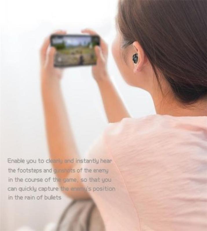 Беспроводные Bluetooth Наушники Intelligent Headset TWS 9 Supe... - Фото 9
