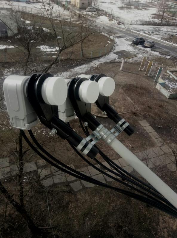 Ремонт антенн