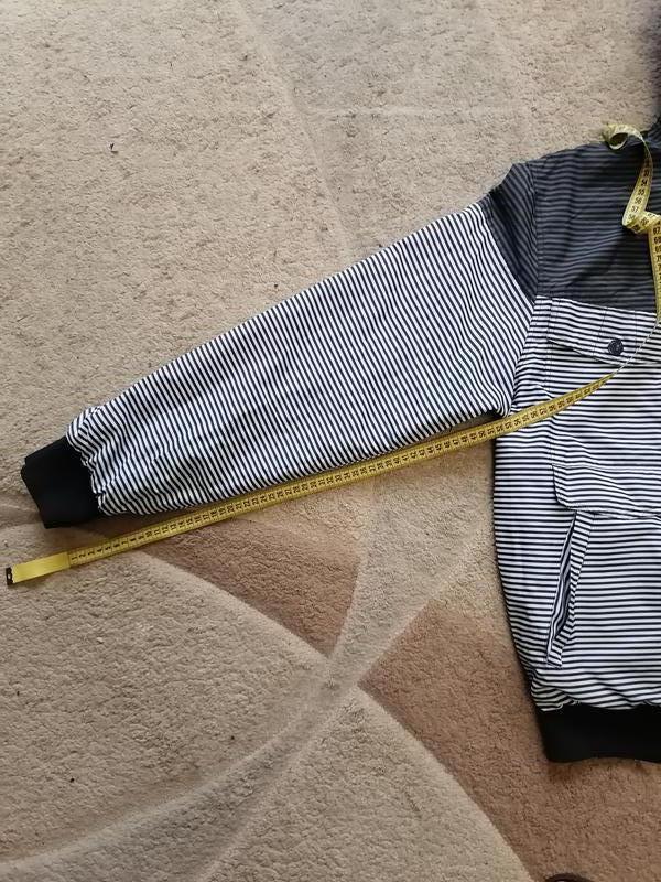Куртка двусторонняя весна-осень - Фото 8