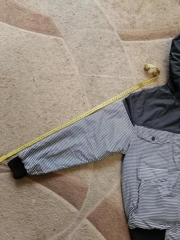 Куртка двусторонняя весна-осень - Фото 7