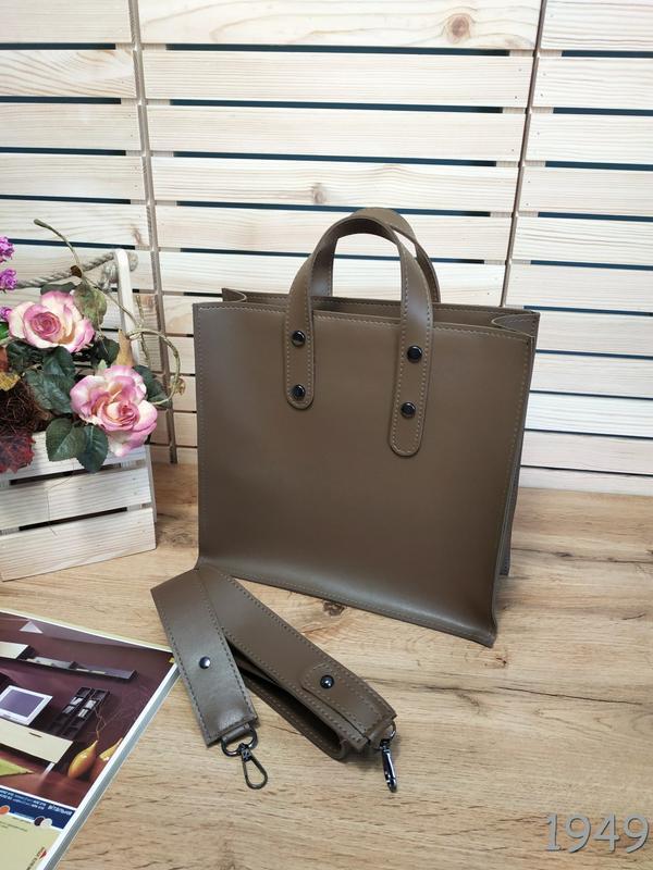 Стильная сумка в четырех расцветках🌈 - Фото 3