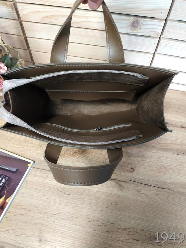 Стильная сумка в четырех расцветках🌈 - Фото 4