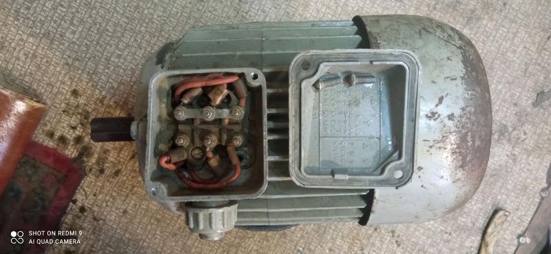Электродвигатель 3 кВт 3000 об/мин