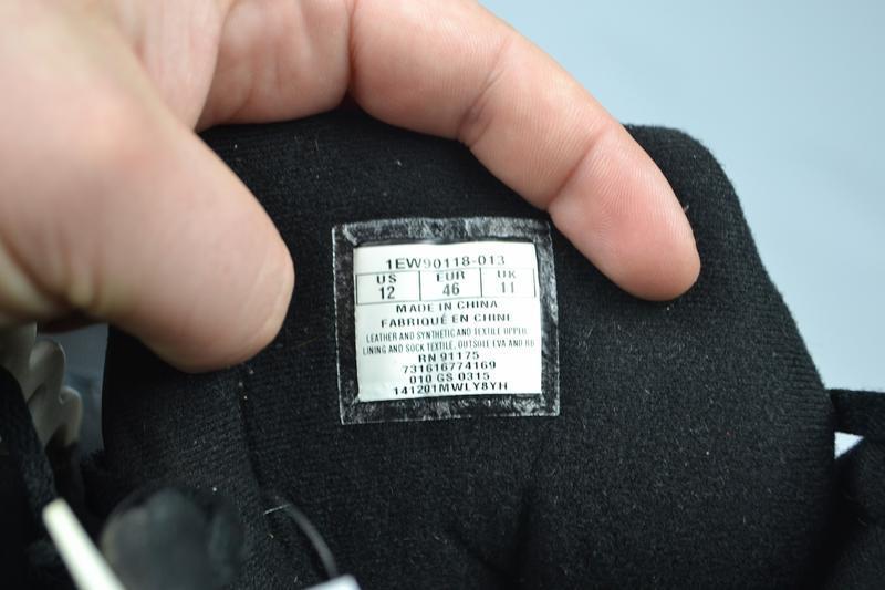 Мужские баскетбольные кроссовки ewing, р 46 - Фото 4