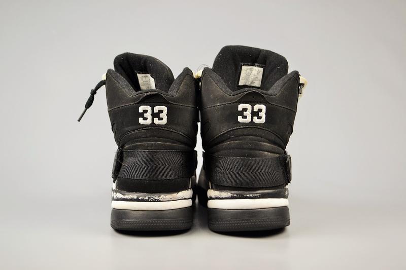 Мужские баскетбольные кроссовки ewing, р 46 - Фото 5