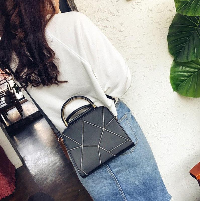 Маленькая женская сумка - Фото 2