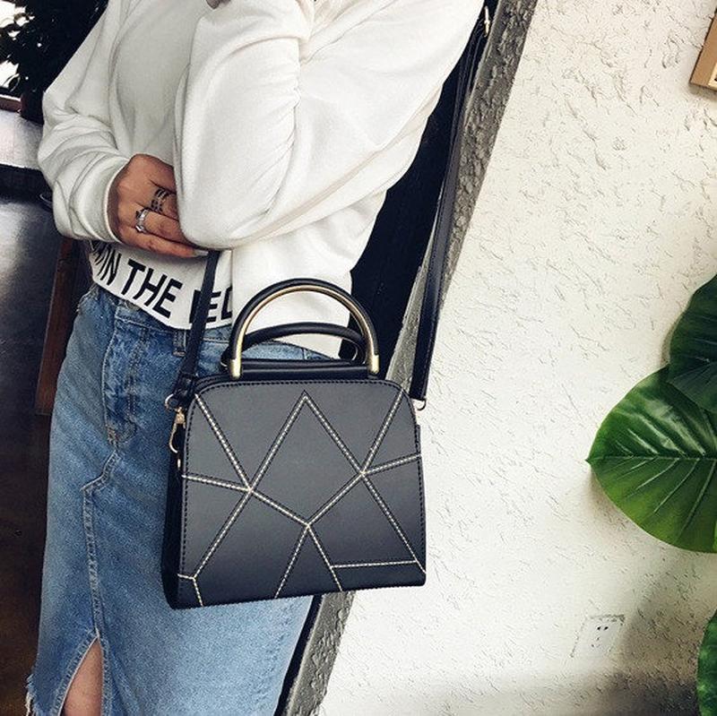 Маленькая женская сумка - Фото 4